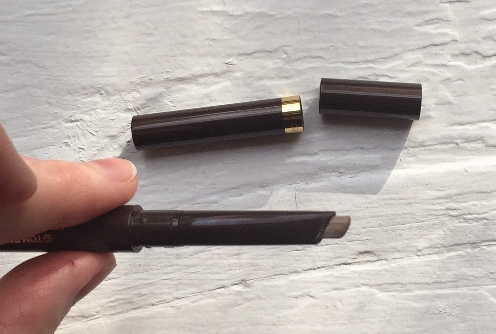 Tom Ford Brow Sculptor Blonde Review Comparison The Beauty Endeavor