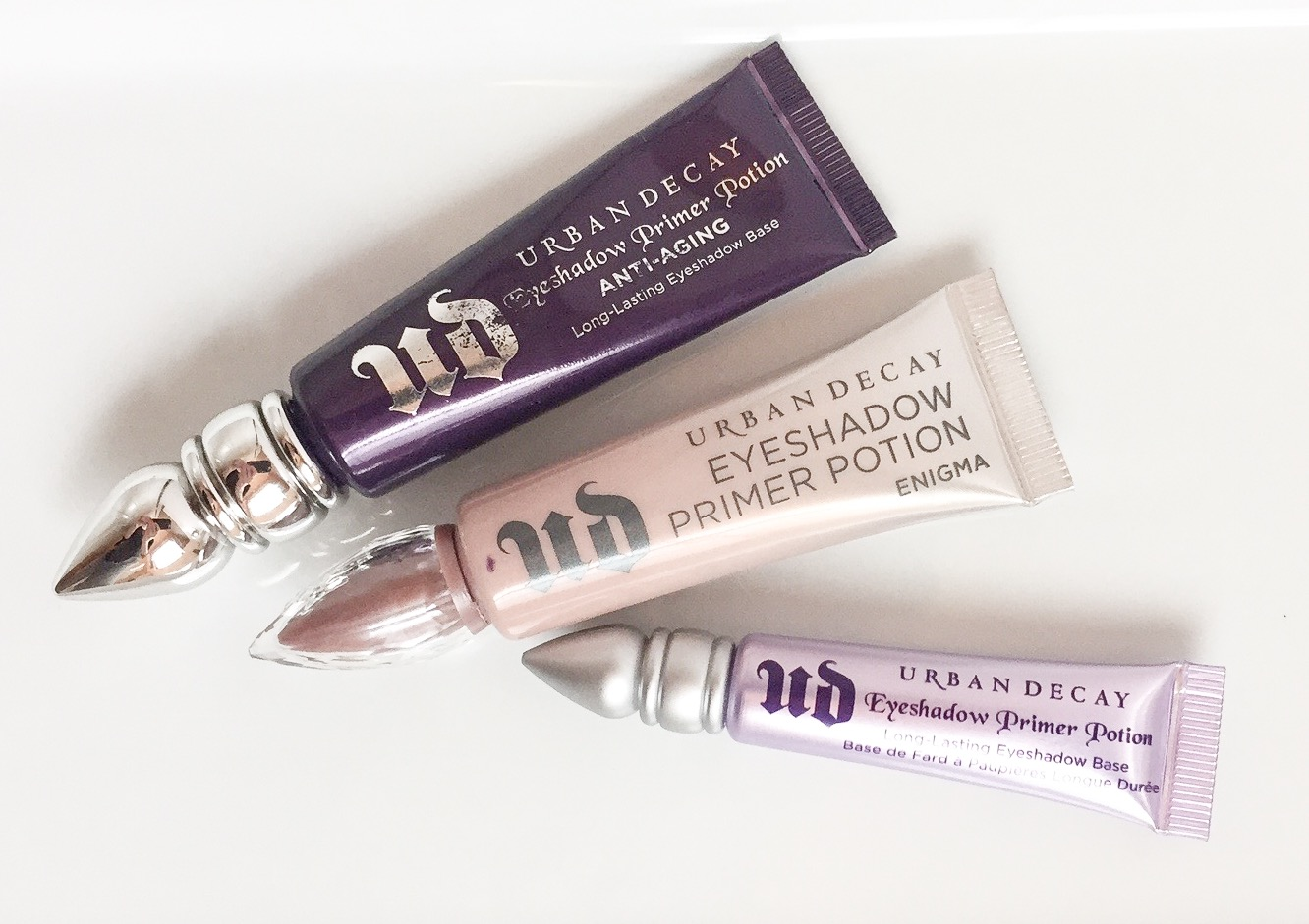 Urban decay anti-aging eyeshadow primer potion review