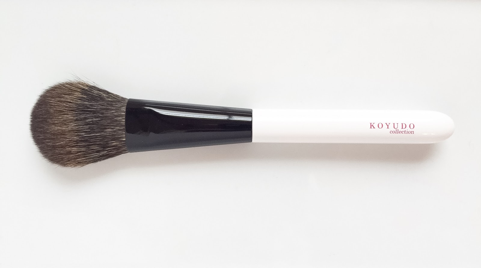 I love Japanese brand Koyudo brushes. I've talked about them multiple times before. Their BP High Class Series is their top end of brushes.